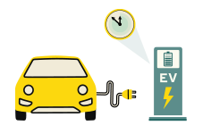 Viridian Energy Co-operative Electrical Vehicle Charging Stations graphic