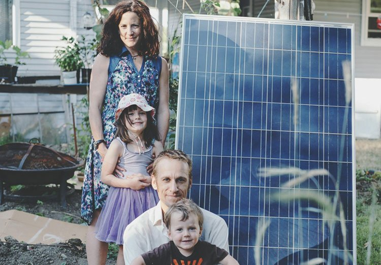 Solar Power Cowichan Valley BC