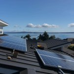 Chemainus Solar roof