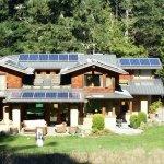 David Karr Solar INstall Saltspring Island